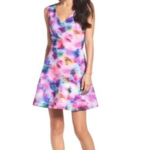 NWT Felicity & coco cut out dress
